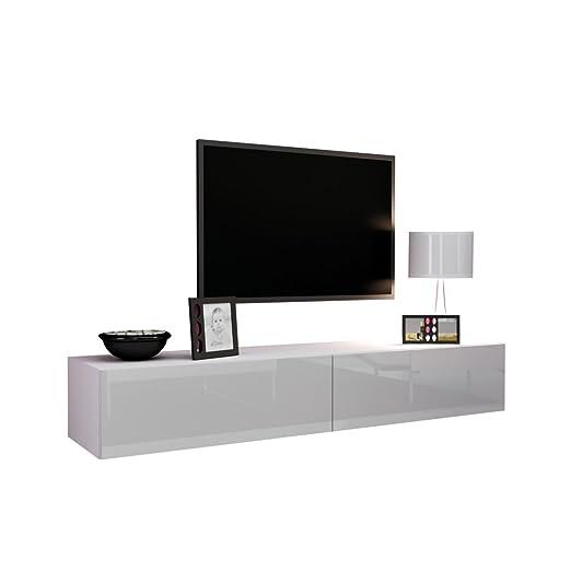 Mirjan24 Tv Schrank Vigo Fernsehschrank Tv Lowboard Mit Grifflose