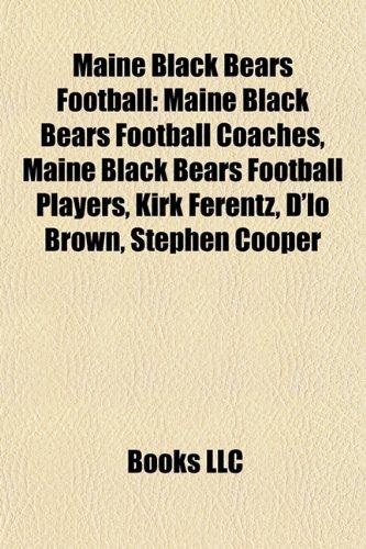 Maine Black Bears football: Maine Black Bears football ...