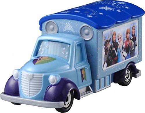 グッディ キャリー アナと雪の女王 「トミカ ディズニーモータース」