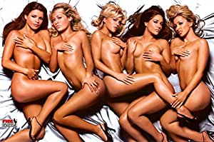 Generic Hush Naked Girls - Party / College Poster - 24 X 36 Poster Print Collections Poster Print, 36x24 Poster Print, 36x24