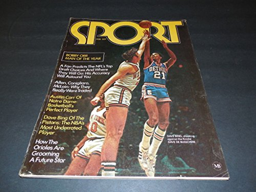 Sport February 1971 Bobby Orr, NFL Draft, Notre Dame Basketball, ()