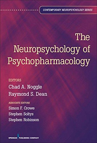 The Neuropsychology of Psychopharmacology (Contemporaneous Neuropsychology)