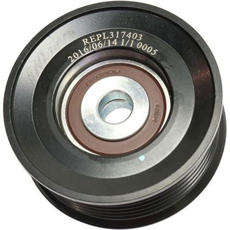 Make de auto partes fabricación - LX470/Land Cruiser 98 - 07/SC430 02 - 10 accesorios cinturón correa de distribución polea, Polea acanalada - repl317403: ...