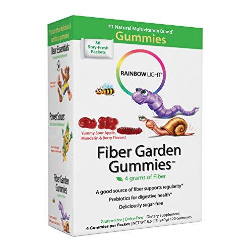 Rainbow Light Garden Gummies Packets product image