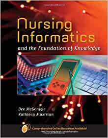 Nursing Informatics And The Foundation Of Knowledge ...