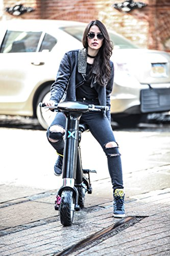 3 Wheel Scooter For Adults >> Hover-1 xLS Folding Electric Scooter And Urban E-Bike Review
