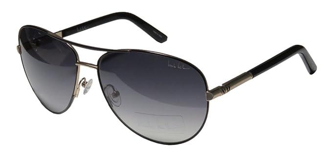 bcc5d832c14db Amazon.com  Nicole Miller Suffolk Sunglasses - Frame Black Gold ...