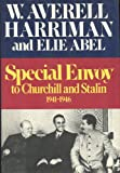 Front cover for the book Special Envoy to Churchill and Stalin, 1941-1946 by William Averell Harriman
