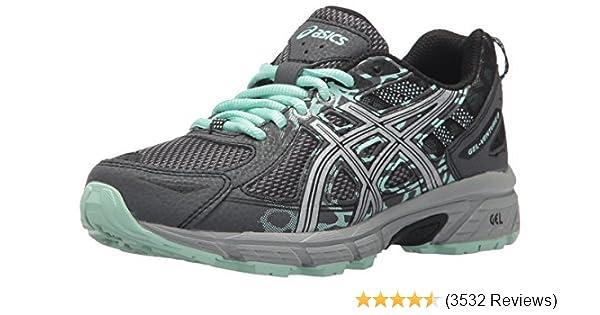 d8d94017255 ASICS Women's Gel-Venture 6 Running-Shoes