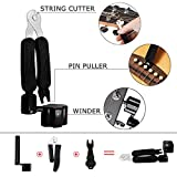 LOMEVE Guitar Accessories Kit Include Acoustic