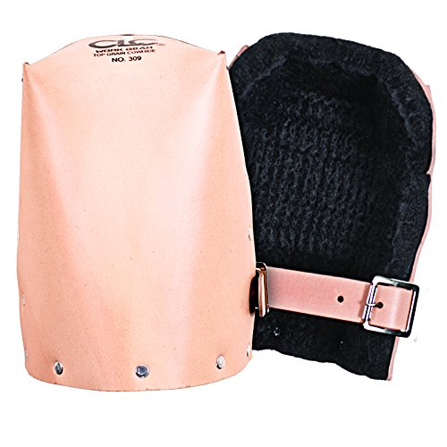 CLC Custom Leathercraft 309 Leather Kneepads, Heavy Duty