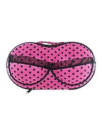 THEE Bra Storage Bag Organizer Travel Portable Underwear Lingerie Organizer Case