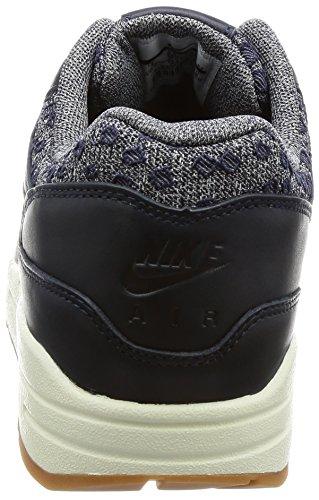 Scarpe Donna Nike Air Max 1 Premium Ossidiana / Ossidiana / Grigio Pallido 454746-403