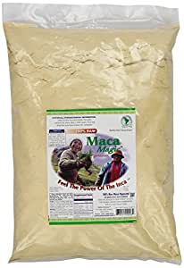 Maca Magic 100% Raw Powder 2.2 lbs