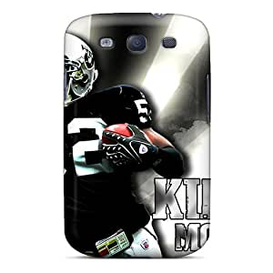 Cute Tpu Lilyercase Oakland Raiders Case Cover For Galaxy S3