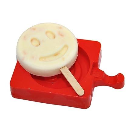 Compra DTY dibujo sonrisa cara hielo Chocolate sorbetes ...