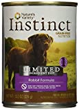 Instinct Limited Ingredient Diet Grain Free Rabbit...