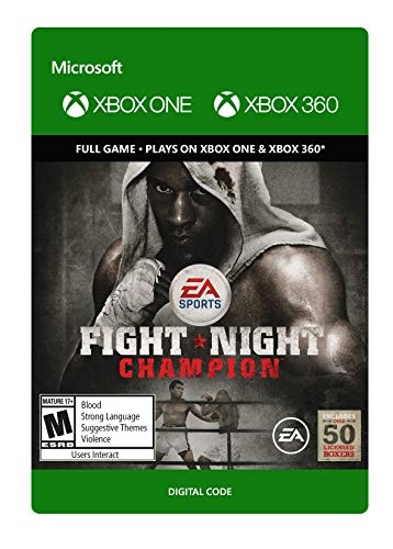 Fight Night Champion - Xbox One [Digital Code]