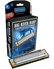 Hohner 590BX-C Big River Harmonica, Key of C