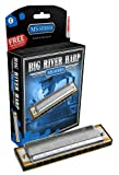 Hohner Big River Harmonica, Key of E