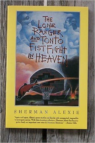 Kostenlose Downloads von Büchern The Lone Ranger And Tonto Fistfight In Heaven B0013GA6EK in German PDF FB2