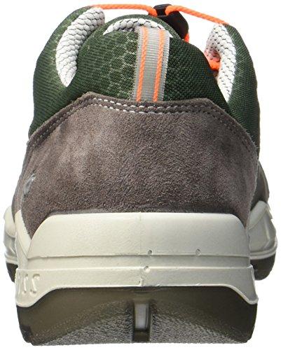Ricosta Brian, Sneakers Basses Homme, Marron, 28 EU Gris (Meteor)