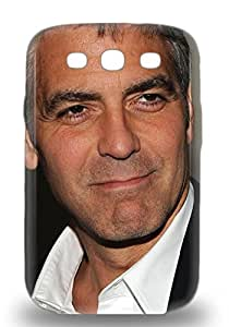 Galaxy 3D PC Case Tpu 3D PC Case Protective For Galaxy S3 George Clooney The United States Male George Timothy Clooney ER ( Custom Picture iPhone 6, iPhone 6 PLUS, iPhone 5, iPhone 5S, iPhone 5C, iPhone 4, iPhone 4S,Galaxy S6,Galaxy S5,Galaxy S4,Galaxy S3,Note 3,iPad Mini-Mini 2,iPad Air )