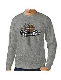 C2Ucdi Men's Harley-Davidson (4) Sweater