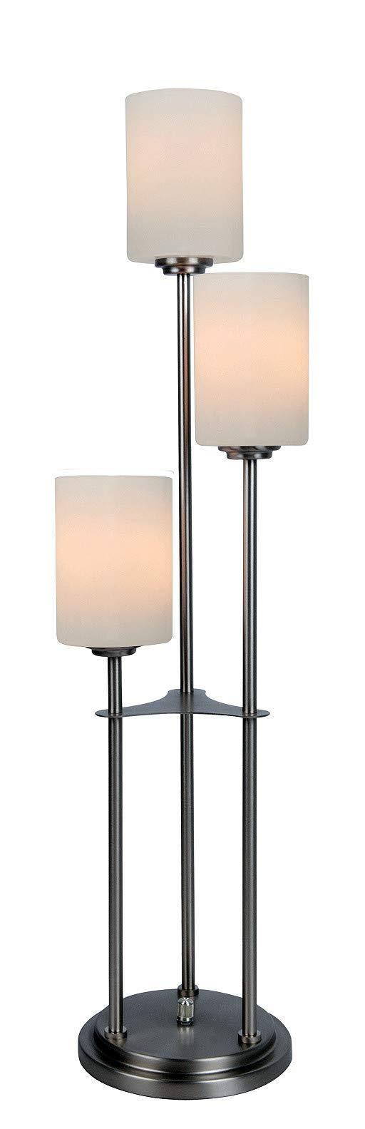 Lite Source LSF-20700BN Candelabra Shade Decor Lamp by Lite Source