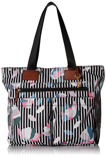 Fossil Bailey Tote Bag, Dark Floral