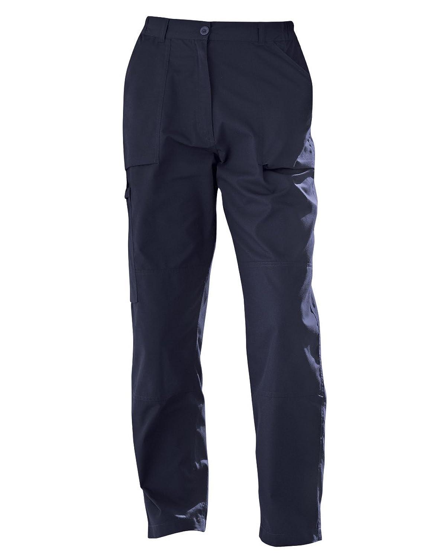"""TRJ334L Regatta Ladie's Action Trouser Cargo Combat Water Proof Pants Long (31"""")"""