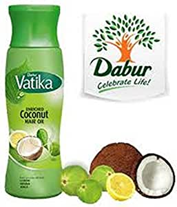Dabur  Vatika Hair Oil, 300 ml Bottle