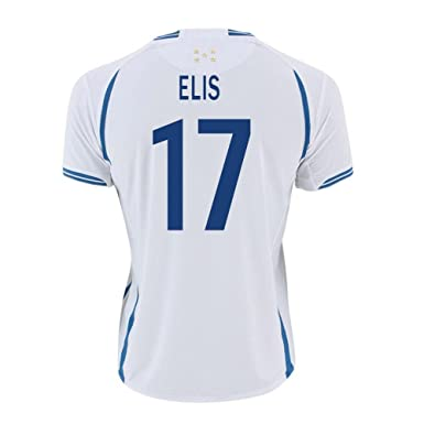 huge selection of e1e1a d8c6f Amazon.com: Joma Elis #17 Honduras Home Soccer Jersey ...
