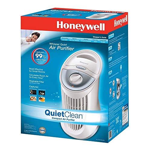 air purifier honeywell compact - 9