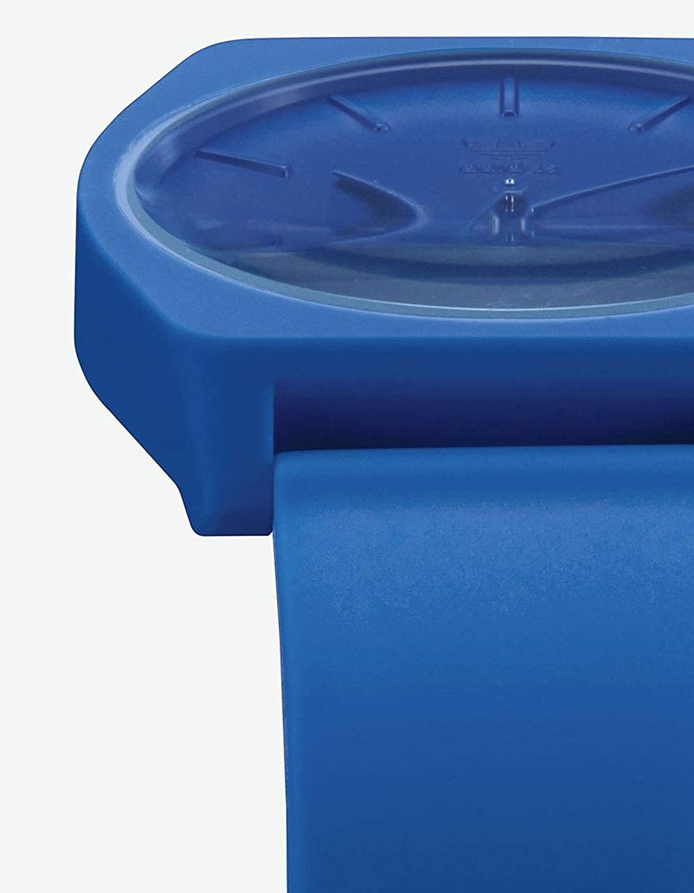adidas Watches Process_SP1. Silicone Strap, 20mm Width (38 mm). All Blue