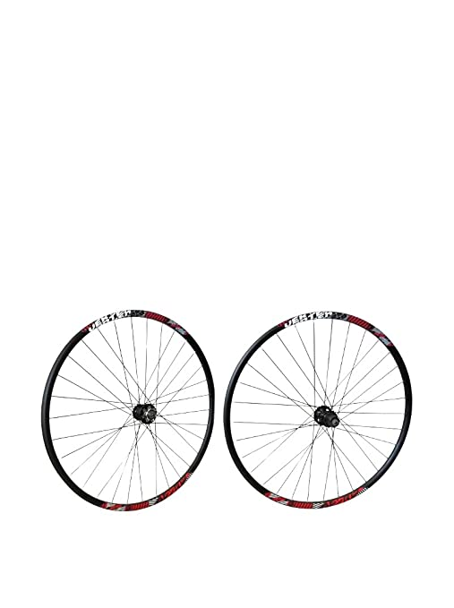 Berg Pack Ruedas Bicicleta Vertex Xc26 9S SRM 32H BK_Cy Negro ...