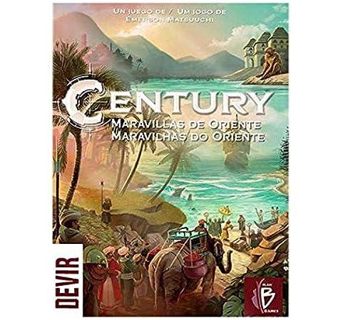 Devir Iberia 226522 Century, Maravillas de Oriente, Multicolor: Amazon.es: Juguetes y juegos