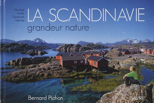 Scandinavie grandeur nature : Norvège, Suède, Danemark, Finlande ~ Bernard Pichon