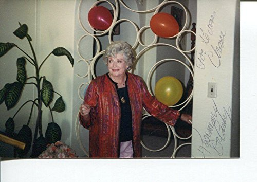 Rosemary DeCamp Jungle Book Petticoat Junction Yankee Doodle Dandy Signed Photo - MLB Autographed Miscellaneous Items (Autographed Miscellaneous Photos)