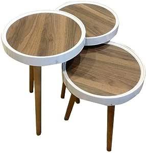طاولات عرض خشبية تركية