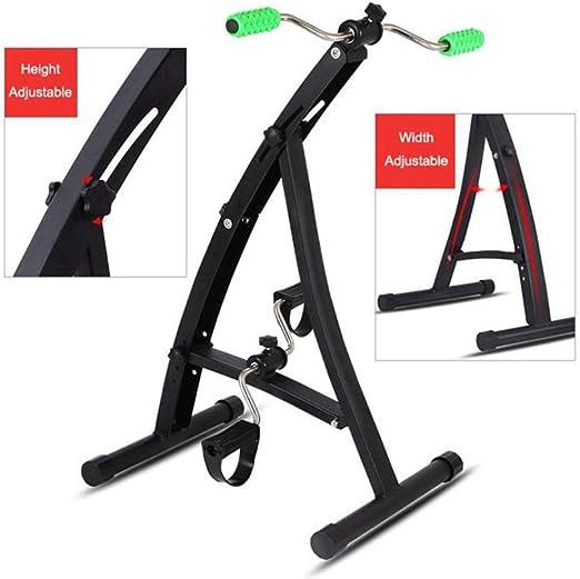 ADAHX Bicicleta Estática De Pedal, Ejercicio De Rehabilitación De ...