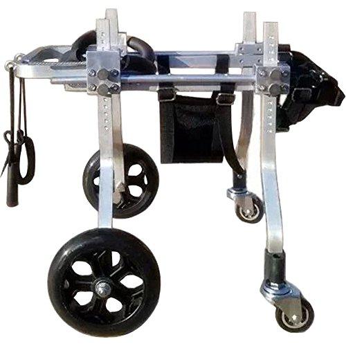 miidii-adjustable-handicapped-dog-cat-pet-wheelchair-cart-rehabilitation-training-car-4-wheels-xxs-2
