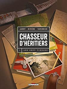 """Afficher """"Chasseurs d'héritiers n° 1 Les sept vierges"""""""