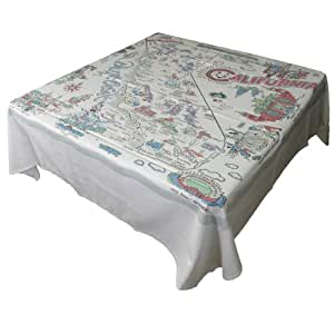 Moda Home California State Reproduction Tablecloth