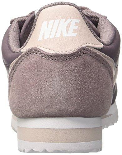 Blanc Taupe White Femme Violet Silt de Grey Gymnastique Cortez Red Cassé Chaussures Nike Classic gzw1qg0