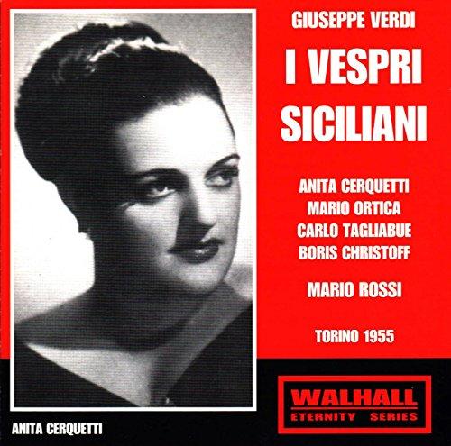 Verdi: I Vespri Siciliani (Walhall Eternity (Siciliano Series)