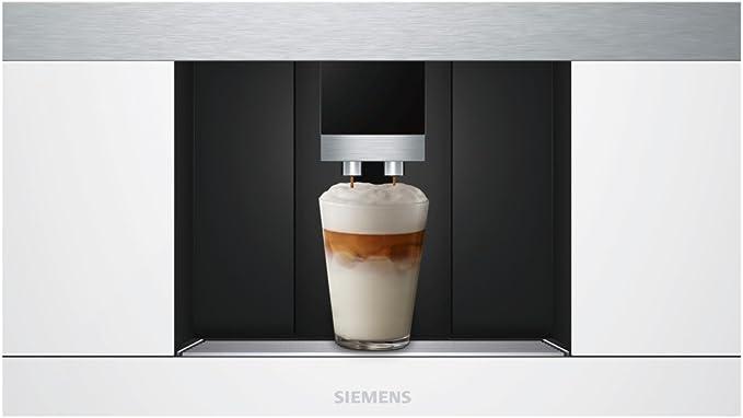 Siemens-lb iq700 - Centro espresso ct636lew1 cristal blanco ...