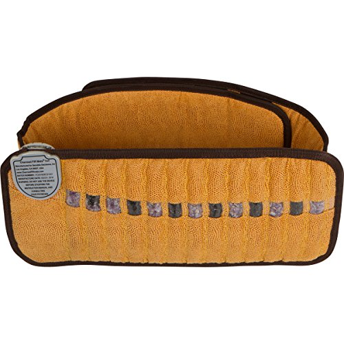 Charmed Far Infrared Belt With Amethyst and Tourmaline Crystal Radiant Heat Therapy - Low Back Pain Specialist! ~ Manufufactured with FDA Cert of Registration - Adjustable Temp Setting. Order today!