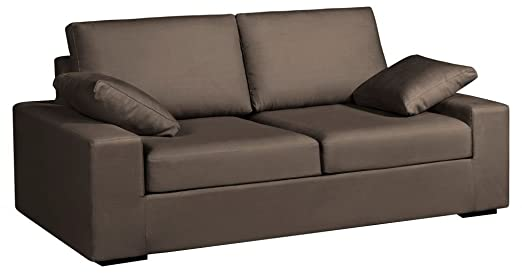 Sofá cama dormir diaria 140 cm Home Spirit Neptune 3 plazas ...