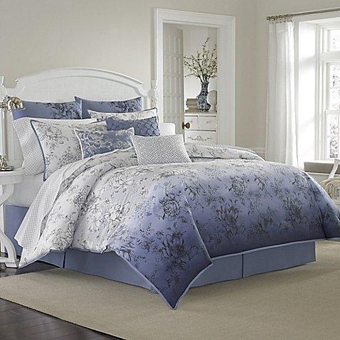 Laura Ashley Home Delphine Twin Comforter Set